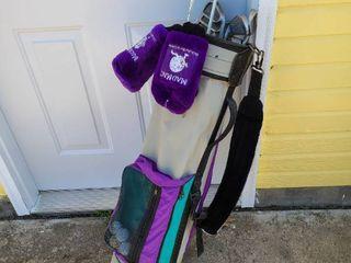 MacGregor golf club set