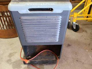 Westinghouse dehumidifier