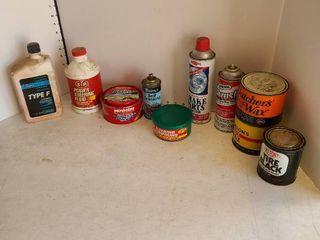 Variety garage products