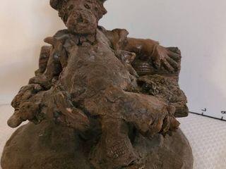 Babs Mellor Sculpture