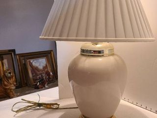 Table lamp 26 inches