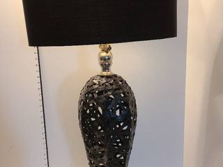 Table lamp 36 inches with metal base