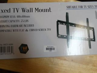 Fixed TV Wall Mount