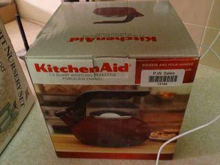 KitchenAid 1 5qt Whistling Kettle