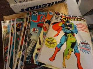 Assorted DC   other comic books