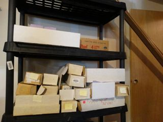 large lot of assorted sports cards