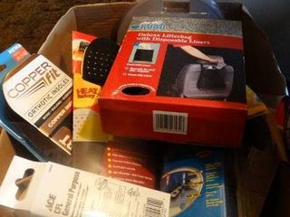 lot of Homewares  Shoe Insoles  light Bulbs  Etc
