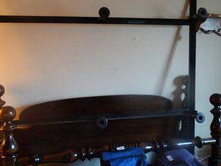 Very Nice Wood Bed Frame