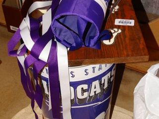 K State collectors items