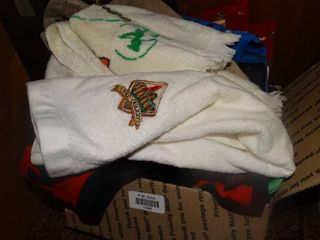 lot of Small Towels and Rags