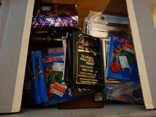 Vintage sports cards packages  Most unopened