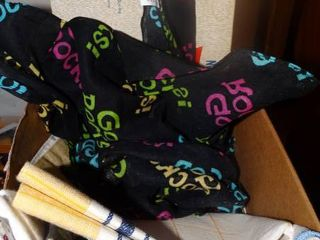 lot of Cloths and Fabric