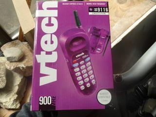 Vtech purple phone