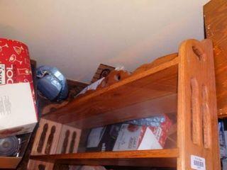large Wooden Shelf