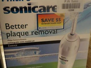 Philips Sonicare Rechargeable Sonic Toothbrush