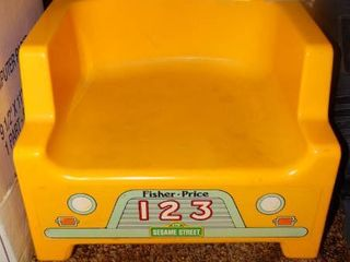 Fisher Price Bus Seat