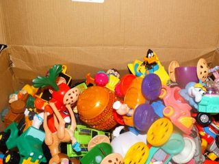 lot of Small Toys