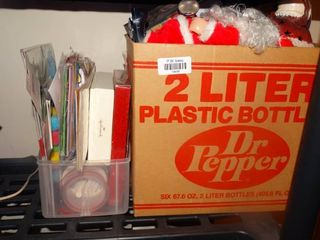 lot of Gift Wrapping Supplies