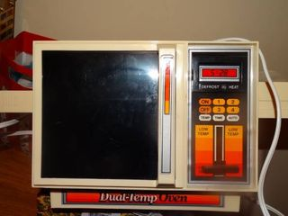 Dual Temp Play Oven