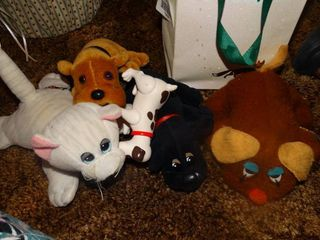 lot of Animal Toys
