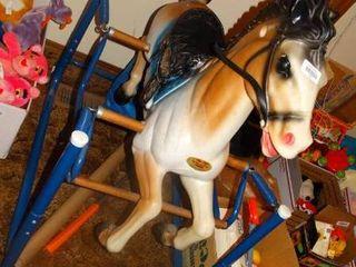 Clip Clop the Wonder Horse