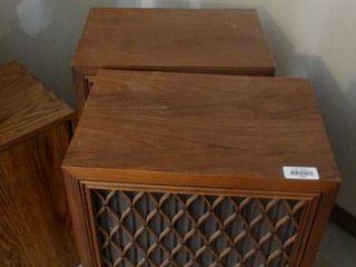 Pair of speakers