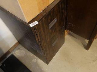 2 dr file cabinet