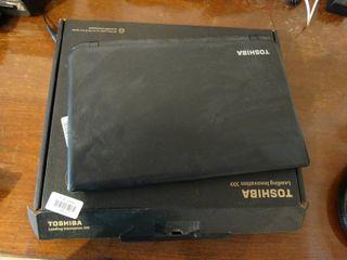 Toshiba laptop w  box