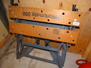 Workmate 300 folding bench