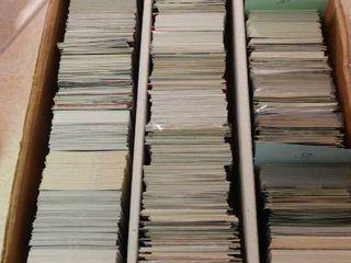 lot of Baseball Trading Cards
