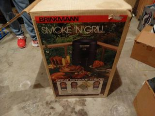 Brinkmann Smoke N Grill  New in box