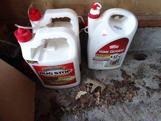 lot of Bug Spray