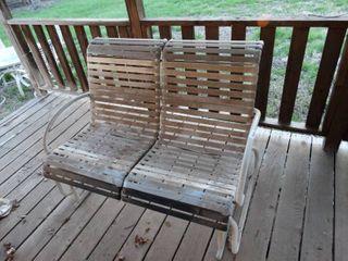 2 Seat Glider Bench