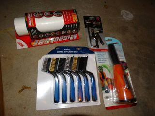 Snake light  brush set   misc