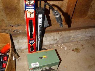 3 air pumps