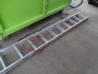 Werner 20  ladder