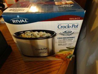 Rival Crock Pot little Dipper