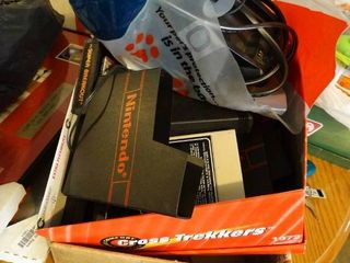 lot of Ataris and Misc  Vintage Games