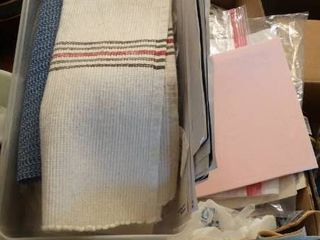 lot of Notepads and Misc  Home Goods