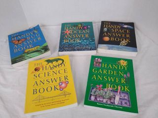 5  The handy answer books