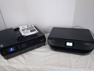 HP officejet 4632 print fax scan copy   Hp envy 5012   printers act like they are printing but nothing prints onto paper