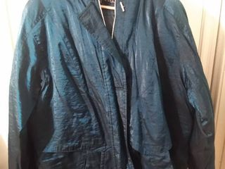 6  Plus size jackets   All are 2X