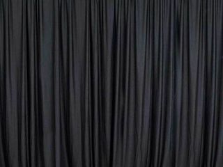 Black Panel Curtains