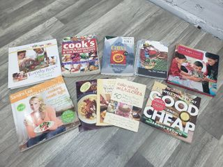 Recipe Book lot