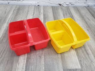 Stackable Supply Trays