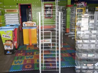 Miscellaneous Retail Displays