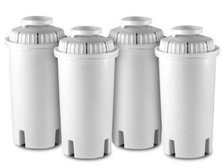 HDX Water Filters Universal Replacement Filter  4 Pack  Whites QF 11