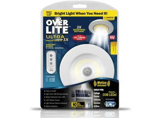 6032907 6 in  Motion Activated Wireless light 44  White