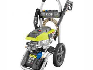 RYOBI 2 300 PSI 1 2 GPM High Performance Electric Pressure Washer Missing Nozzles