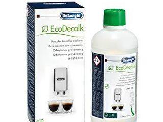 De longhi EcoDecalk Descaler  Eco Friendly Universal Descaling Solution for Coffee   Espresso Machines  16 90 oz  5 uses